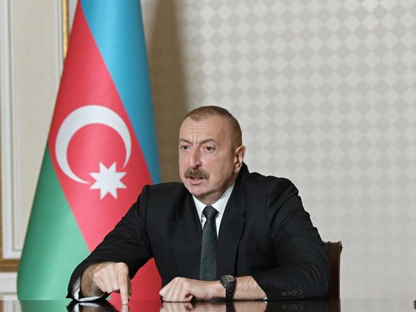 Azərbaycan Prezidenti: Biz həm hərbi xərclərimizə yenidən baxmalıyıq