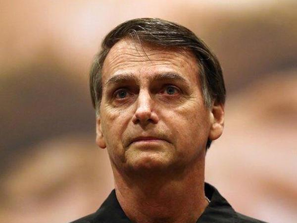 Braziliya prezidentinin koronavirus testi yenidən müsbət çıxıb