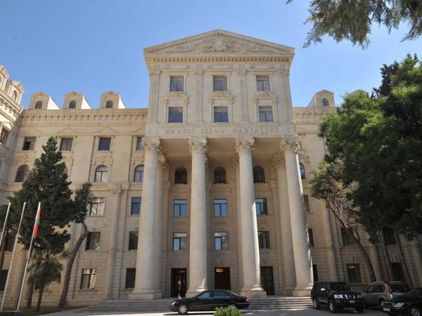 XİN: Ermənistan yeni təcavüz aktları həyata keçirmək niyyətini açıq şəkildə nümayiş etdirir