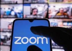 """""""Zoom"""" videokonfranslar xidmətində """"end-to-end encryption"""" funksiyası tətbiq ediləcək"""