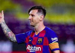 Messi ən yaxşı oldu