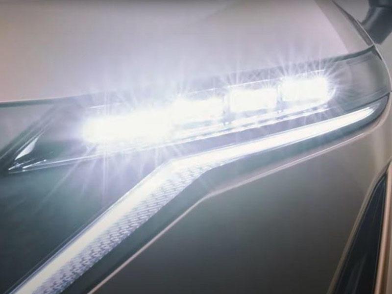 Nissan Ariya modelinin bəzi elementlərini nümayiş etdirib - VİDEO