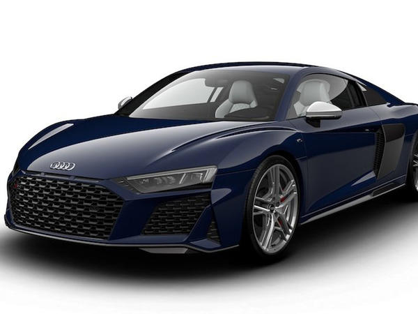 Audi R8 modelinin xüsusi yubiley versiyasını hazırlayıb - FOTO