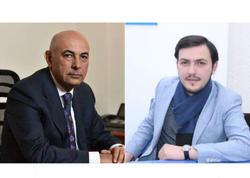 Ədalət Vəliyev Ağasif Şakiroğlu ilə görüşdü