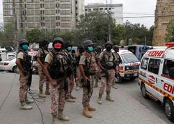 Pakistanda atışmada 5 polis öldürüldü