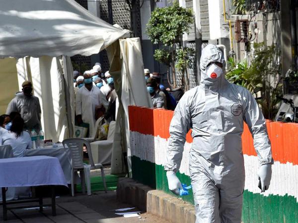 Hindistanda koronavirusa yoluxanların sayı hazırda 2 milyondan çoxdur