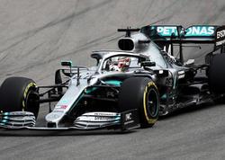 """Hemilton """"Formula-1"""" üzrə Böyük Britaniya Qran Prisinin qalibi oldu"""