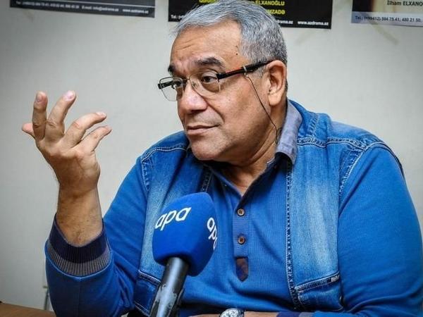 """Cahangir Novruzov: """"Nəsibə xanımı məşqə buraxmadım"""" - MÜSAHİBƏ - FOTO"""
