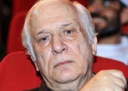 Məşhur rejissor koronavirusdan öldü