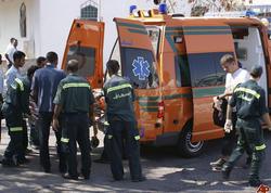 Misirdə mikroavtobus kanala aşıb, 8 nəfər ölüb