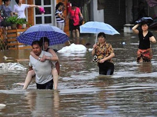 Cənubi Koreyada güclü yağışlar 6 nəfərin ölümünə səbəb oldu