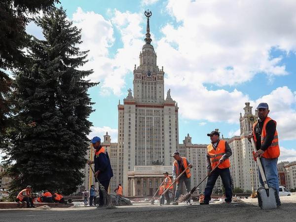 Rusiyada miqrantlara iş icazəsi verilməsi proseduru dəyişdirilə bilər