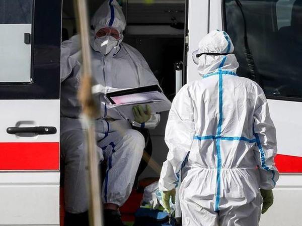 Moskvada koronavirusdan ölənlərin sayı 4 510 nəfərə yüksəlib