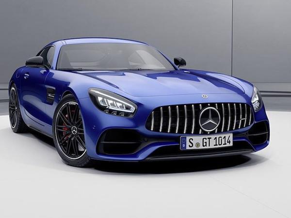 Mercedes-AMG GT xəttini yenidən nəzərdən keçirib - FOTO
