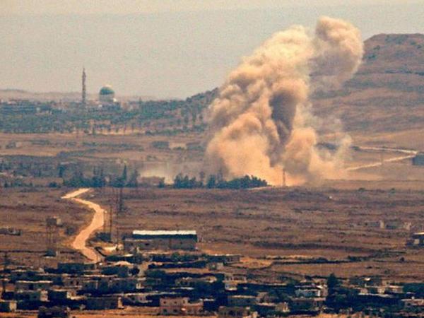 """İsrail ordusu Colan yüksəkliklərinə mərmi atıb, <span class=""""color_red"""">4 nəfər ölüb</span>"""