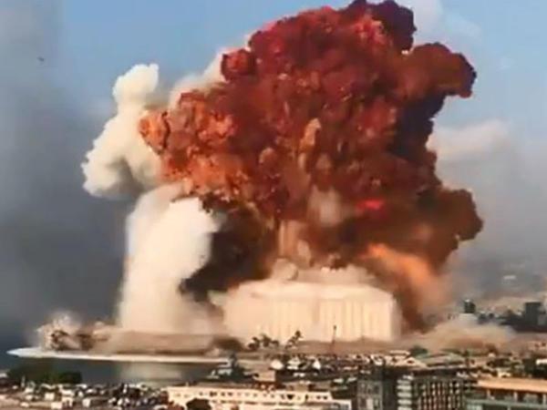 XİN: Beyrutdakı partlayışda azərbaycanlıların yaralanması barədə məlumat yoxdur