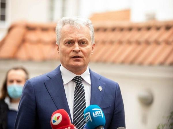 """Litva yenidən sərhədləri bağlaya bilər - <span class=""""color_red"""">Prezident açıqladı</span>"""