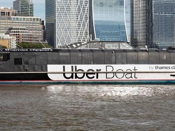Uber şirkəti Londonda çay taksi servisini işə alıb