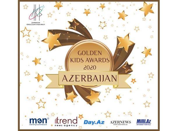 """&quot;Azerbaijan Golden Kids Awards 2020&quot;nin mükafatlandırma mərasimi onlayn formatda baş tutacaq - <span class=""""color_red"""">FOTOlar</span>"""