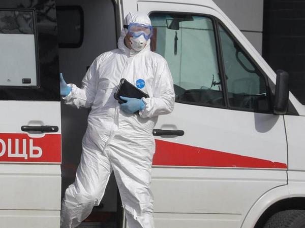 Rusiyada son sutkada 5 267 nəfər koronavirusa yoluxub