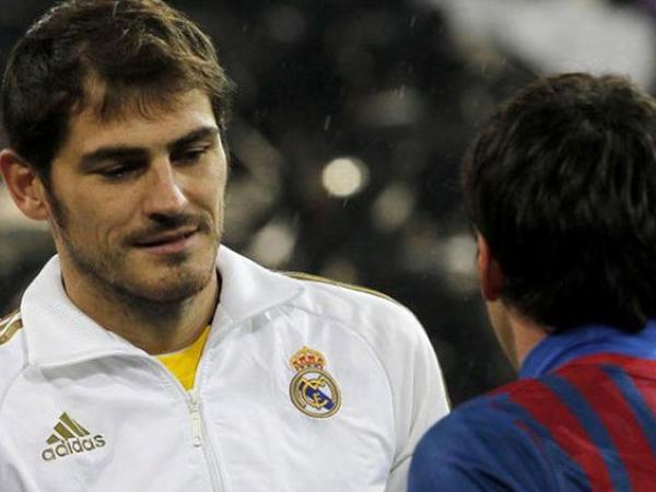 Messi Kasilyasla vidalaşdı