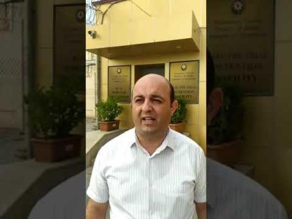 Vəkili Fuad Qəhrəmanlının son vəziyyəti ilə bağlı açıqlama verdi - VİDEO