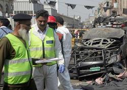 Pakistanda partlayış nəticəsində 39 nəfər yaralanıb