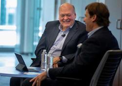 Cim Hakett Ford şirkətinin prezidenti vəzifəsindən istefa verib - FOTO