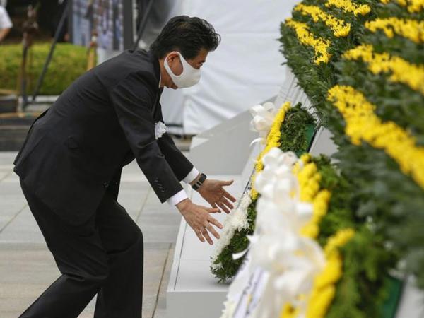 Yaponiya Hiroşimaya atom bombası atılmasının 75-ci ildönümünü qeyd edir