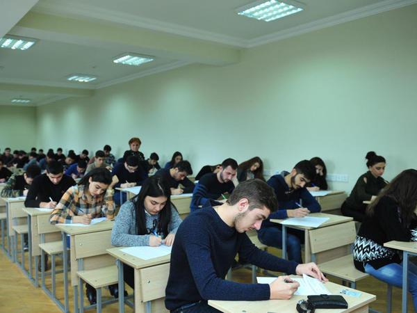 Dövlət qulluğu imtahanı ilə bağlı statistik məlumatlar açıqlandı