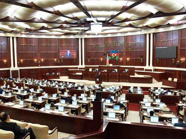 2020-ci il dövlət büdcəsinə dəyişiklik II oxunuşda qəbul edildi