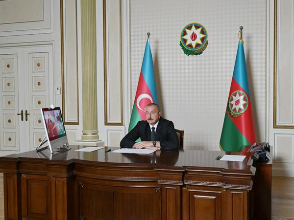 Prezident İlham Əliyev: İnsanlar yorulub, karantin rejimi hamımızı yorur