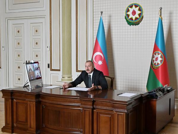 Prezident İlham Əliyev: Yumşalmadan sonra xəstəliyin kəskin artdığını görsək, gərək yenə də sərtləşdirək