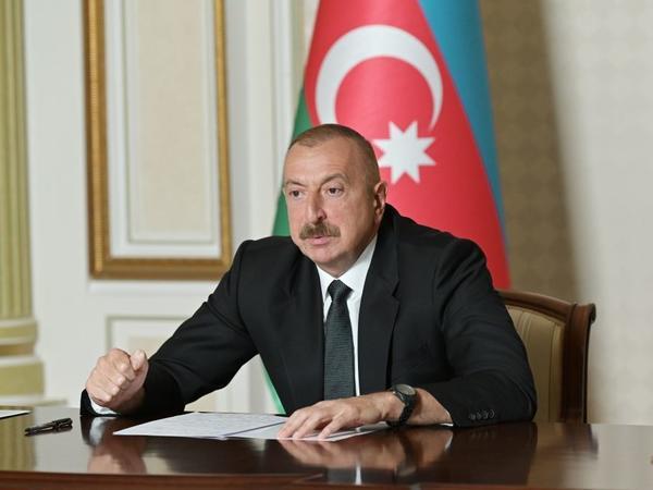 """Prezident İlham Əliyev: """"Koronavirusa qarşı mübarizədə müsbət dinamika bizi çox sevindirir"""""""