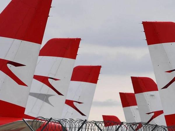 """""""Avstriya Hava Yolları"""" pandemiya ilə əlaqədar bir rüb ərzində 100 milyon avro zərərə düşüb"""