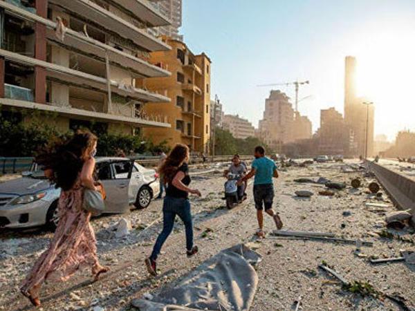 """Beyrutda partlayışda ölən ermənilərin sayı 11-ə çatıb, <span class=""""color_red"""">250-si yaralanıb</span>"""