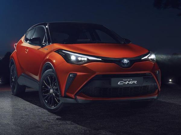 Toyota CH-R krossoveri yeni köməkçilərə sahib olub - FOTO