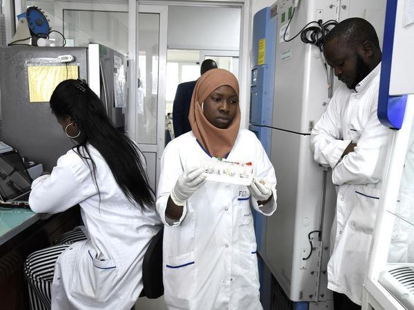 Afrikada koronavirusa yoluxanların sayı 1 milyonu keçdi