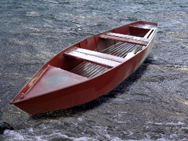 Şəmkirçay su anbarında 2 nəfər qayıqda köməksiz qalıb