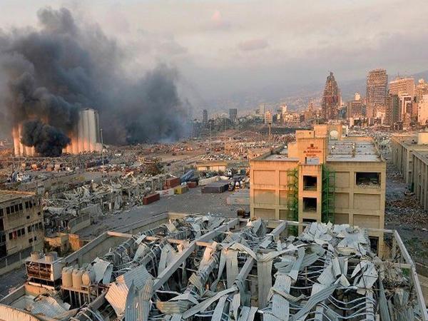 Beyrutda partlayışda ölən ermənilərin sayı 13-ə çatıb