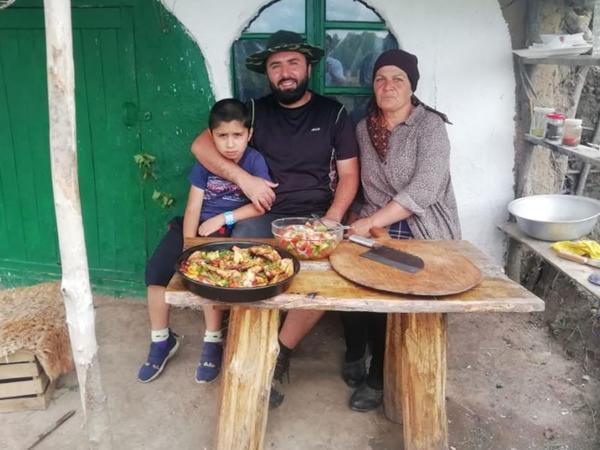 Qusarın Hil kəndindəki toy aşpazı dünyada necə məşhurlaşdı? - REPORTAJ - VİDEO - FOTO