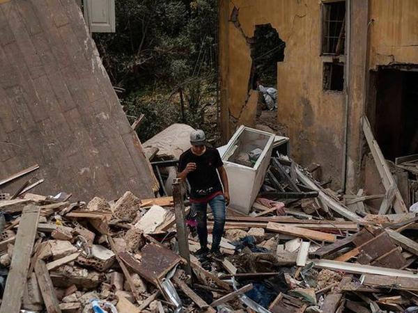 Beyrutdakı partlayışla bağlı 19 nəfər həbs edilib