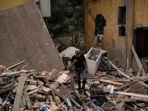 Beyrutdakı partlayışla bağlı 19 nəfər həbs edildi