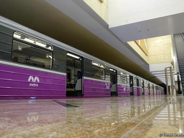 Şahmar Mövsümov metronun açılması ilə bağlı danışdı