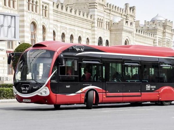 Paytaxtda sərnişindaşımaya 100 avtobus da əlavə olunub