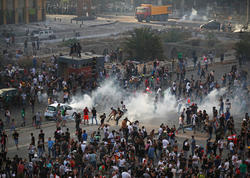 """Beyrutda iğtişaşlar: <span class=""""color_red"""">728 nəfər yaralandı - FOTO</span>"""