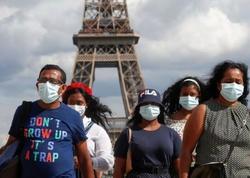Fransada pandemiya qurbanlarının sayı 65 minə çatıb
