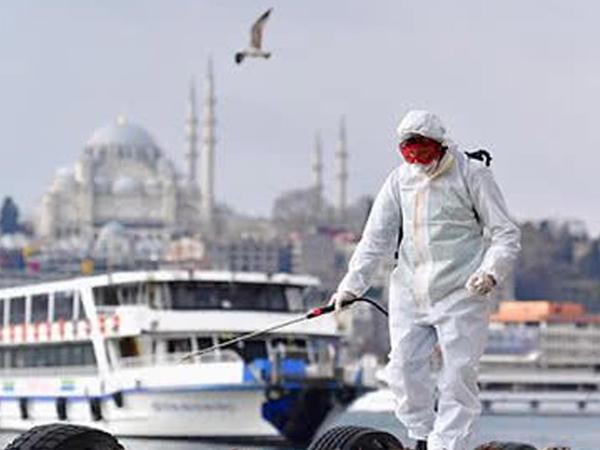 Türkiyədə koronavirusdan sağalanların sayı 223 min nəfəri ötüb