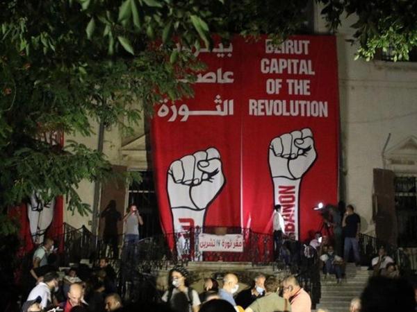 Beyrutda yenidən toqquşmalar başlayıb