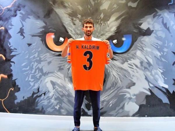 """""""Başakşehir""""də yeni transfer"""
